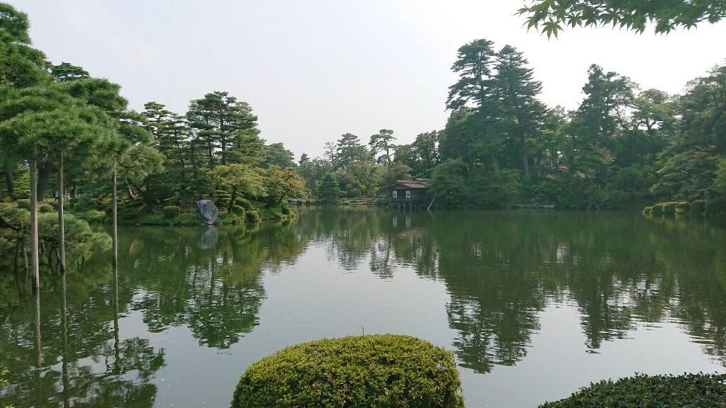 真夏の金沢